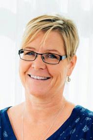 Ann Sofi Kronvall, Kassör